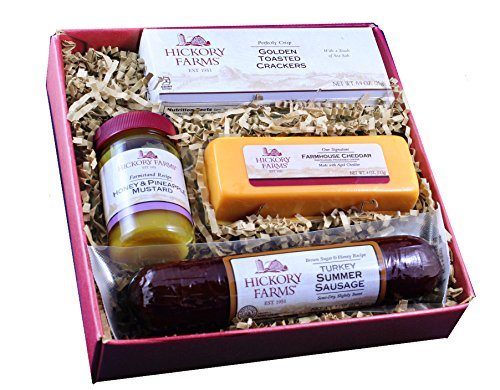 - Hickory Farms Turkey Hickory Sampler Gift Box