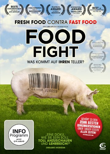 Food Fight (2008) [ NON-USA FORMAT, PAL, Reg.2 Import - Germany (Food Fight Dvd)