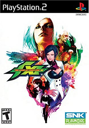 Amazon Com King Of Fighters Xi Playstation 2 Video Games