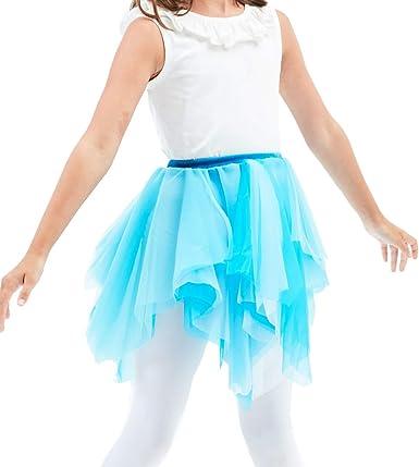 New Dance Niñas de Capas Tulle Ballet tutú Falda Tutu Falda con ...