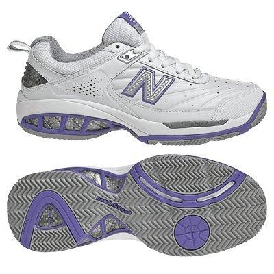 UPC 886863693418, New Balance Women's WC806 Tennis Shoe,White,7.5 B US