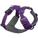 Ruffwear - Front Range No-Pull Dog Harness with Front Clip, Tillandsia Purple (2017), Medium