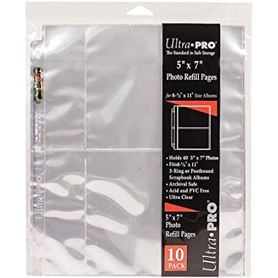 ultra-pro-85-x11-refill-pages-40