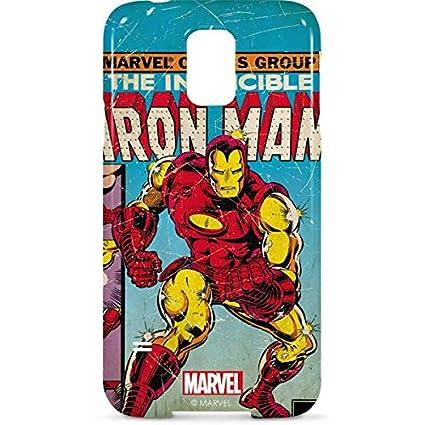 cheaper 2b825 6d099 Amazon.com: Marvel Comics Galaxy S5 Lite Case - Marvel Comics ...