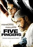 Five Fingers by Lions Gate by Laurence Malkin