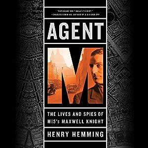 Agent M Audiobook