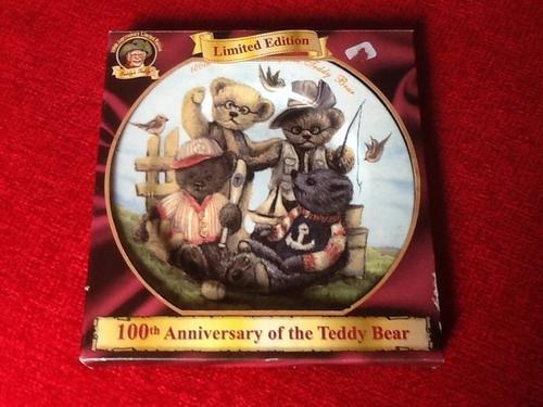 100th anniversary teddy bear - 8