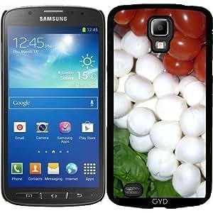 Funda para Samsung Galaxy S4 Active i9295 - Ensalada Caprese by hera56
