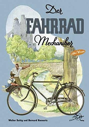 Der Fahrrad Mechaniker