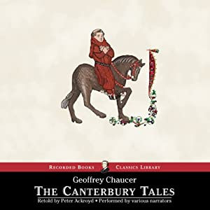 The Canterbury Tales: A Retelling Audiobook