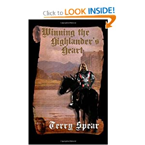 Winning the Highlander's Heart Terry Spear
