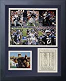 Legends Never Die Dallas Cowboys 1971 Super Bowl Champions Framed Photo Collage, 11x14-Inch