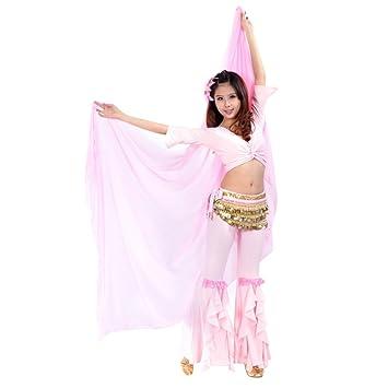 2ef201b6dc18 Disfraz bailarina danza del vientre - pañuelo, velo, de gasa, para ...