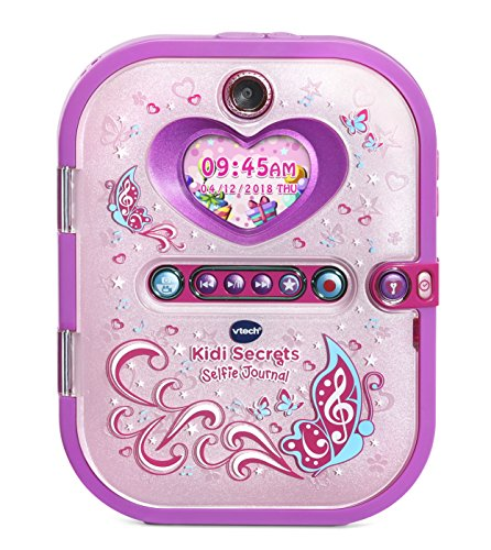 VTech Kidi Secrets Selfie Journal is one of the best toys for girls age 6 to 8