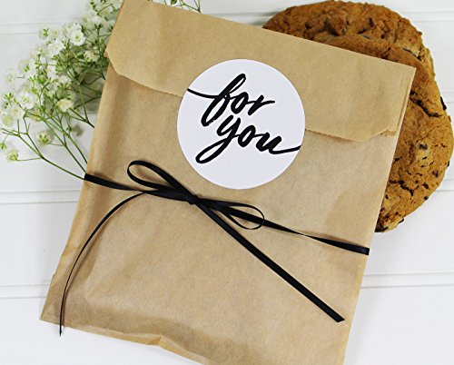 Cookie Favor Treat Bag Set with