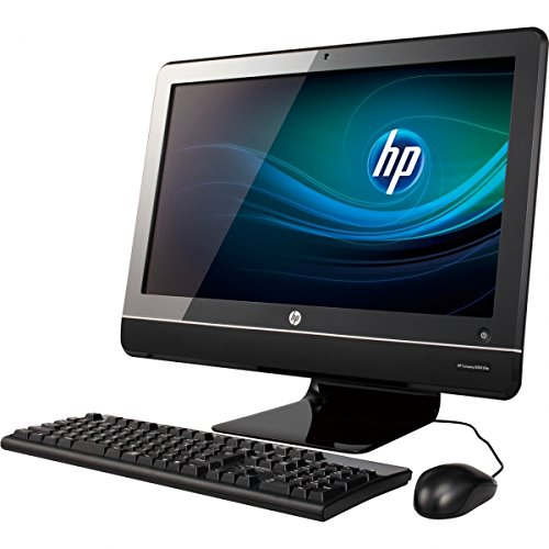 HP ELITE 8300 23' FHD All-in-One AIO Premium Flagship Desktop Computer, Intel Core i7 up to 3.9 GHz, 8GB RAM, 128GB SSD, DVD, Gigabit Ethernet, WiFi, USB 3.0, Windows 10 Pro (Certified Refurbished)