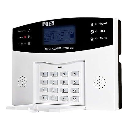 Fogun - Sistema de Alarma inalámbrica con Pantalla LCD ...