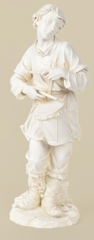 23.5'' Joseph's Studio Religious Jareth the Drummer Boy Outdoor Christmas Nativity Statue