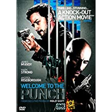Welcome To The Punch (Special Edition ) (Region 3, Eran Creevy, DVD) James McAvoy, Mark Strong