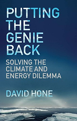 Putting the Genie Back: Solving the Climate and Energy Dilemma by David Hone
