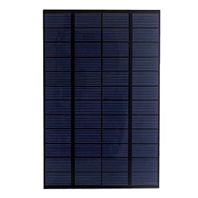4W 12V 330mA Portable Solar Panel Outdoor Flexible Solar Charger Power Bank