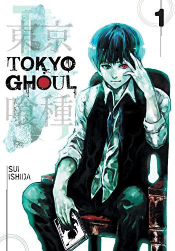 Tokyo Ghoul, Vol. 1 (1) (Best Short Manga Of All Time)