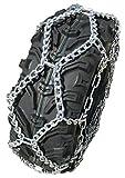 TireChain.com 26x10-14, 26 10 14 ATV UTV Net Tire Chains, Priced per Pair