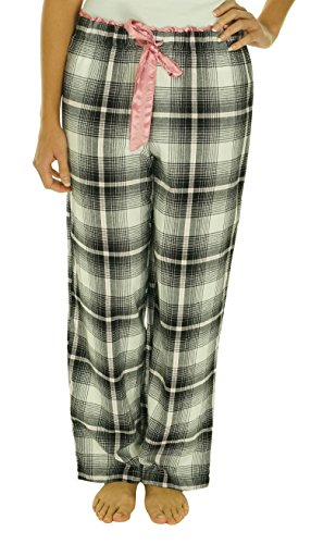 Alfani Women's Plaid Flannel Pajama Pants