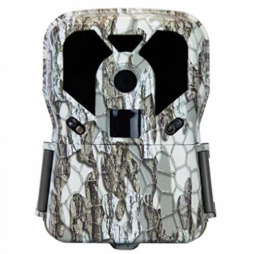 Exodus Lift II Trail Camera | .3 Second Trigger Speed | Black Flash Game Camera | Ultra HD Photos and Videos | 5 Year NO BS - Blend Flash