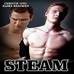 Steam: Gay Weretiger Romantic Erotica | Christie Sims,Alara Branwen