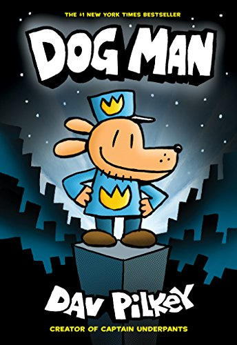 Easy 80's Costume Ideas (Dog Man: From the Creator of Captain Underpants (Dog Man)