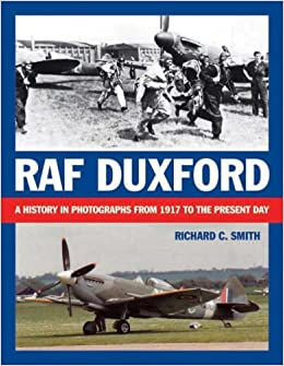 Book RAF Duxford: A History in Photographs from 1917 to the Present Day