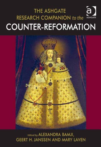The Ashgate Research Companion to the Counter-Reformation Pdf