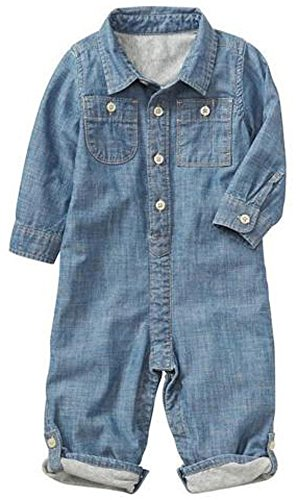 baby-gap-boys-blue-chambray-denim-two-pocket-jersey-lined-romper-12-18-months