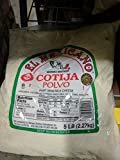 El Mexicano Grated Cotija Cheese 5 Lb