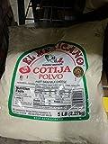 El Mexicano Grated Cotija Cheese 5 Lb