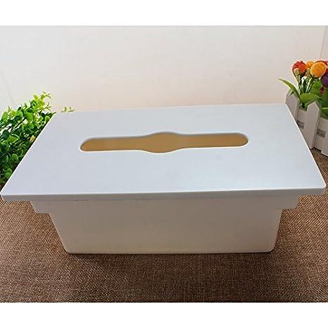HGTYU-Cuadro oscuro lleno de toallas de papel montados en vehículos alquiler de toallas de papel de grado superior de caja caja de aspiración: Amazon.es: ...