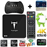 Maxesla Android TV Box - 2GB+8GB Amlogic 64 Bits Quad Core and Supporting - Best Reviews Guide