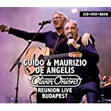 Reunion Live Budapest [2 CD + 1 DVD]
