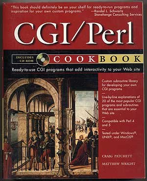 The CGI/Perl Cookbook by Wiley Computer Publishing