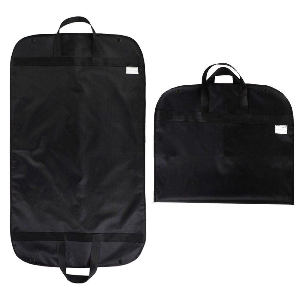 OUNONA Bolsa de ropa profesional para trajes y ropa de almacenamiento para el almacenamiento de luz u Almacenamiento bolsa de bolso transpirable ...