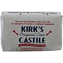 Kirk's Original Coco Castile Soap 4 Ounces (12 Pack)