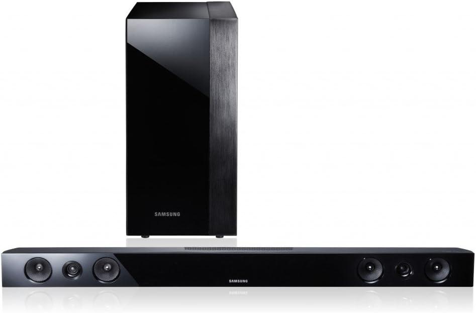 Samsung HW-E450 - Barra de sonido de 280W, negro: Amazon.es: Electrónica