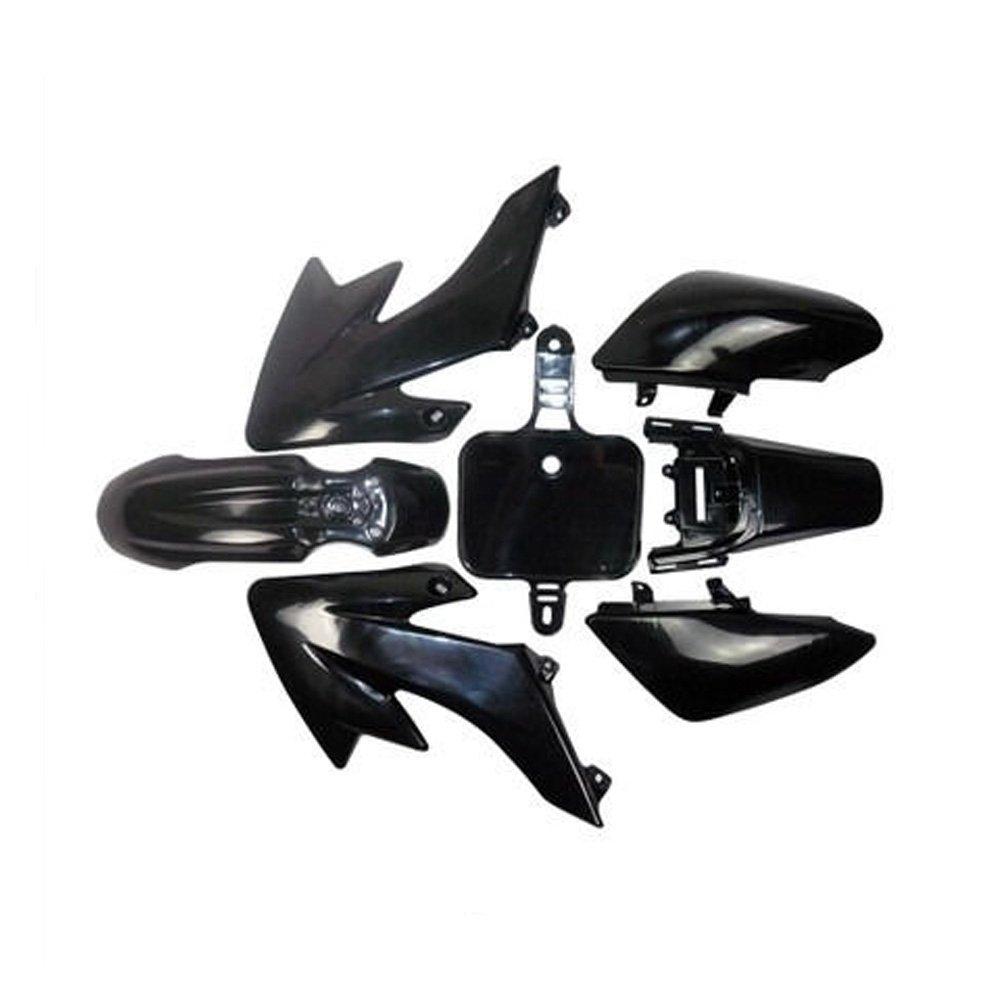 Plastic Fender Fairing kit for CRF XR 50 SDG SSR Taotao Baja 50 70 125 Pit Bike