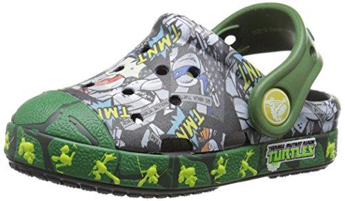 (crocs Bump It TMNT K Clog)