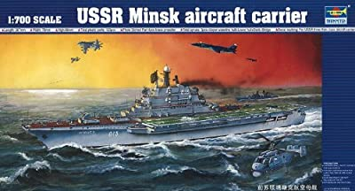 Trumpeter USSR Minsk Aircraft Carrier (1/700 Scale)