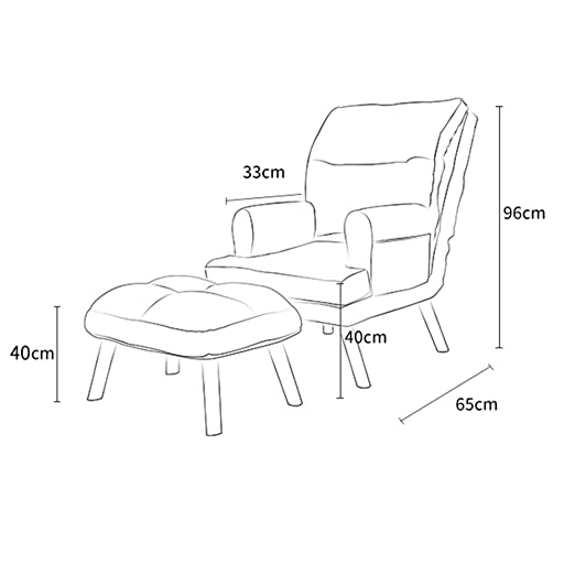 Amazon Com Lounge Chairs Zhirong Foldable Lazy Chair 5 Position