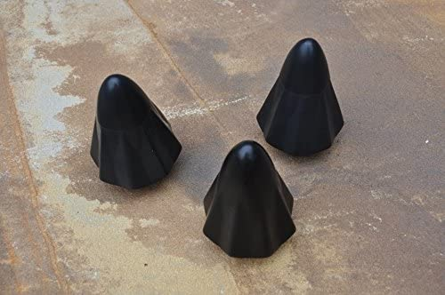 Tres m/ódulos negros para el Pocket-Shot