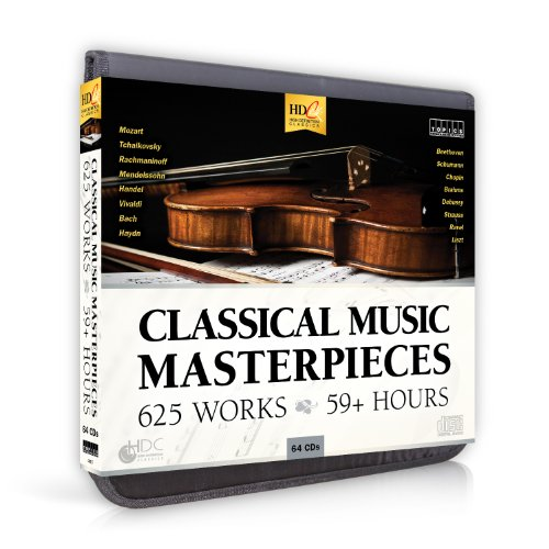 Classical Music Masterpieces - Time Party Favorite All Songs
