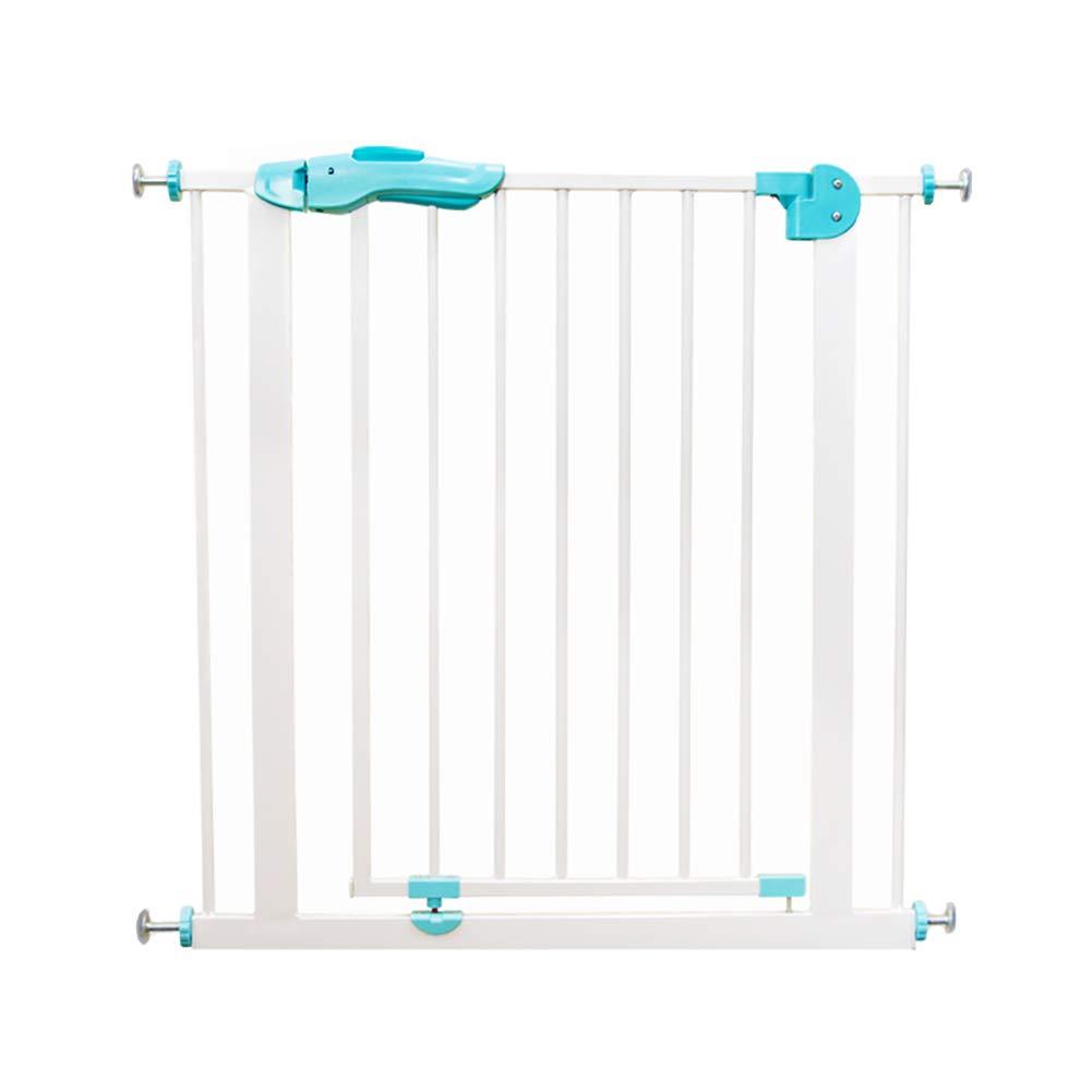 人気特価激安 子供の安全のゲート階段のための白い金属浴室のベッドルームバルコニーペットフェンス簡単に閉じるゲートフェンス (サイズ さいず B07GXFDL65 : 185-194cm) : 185-194cm さいず B07GXFDL65, BMXDEPO:8028c575 --- a0267596.xsph.ru
